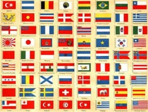foreign inheritance Flag